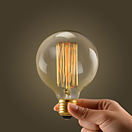 40W E27 retro industria de stil glob bec incandescent transparent