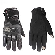 High Quality Winter Warm Windproof 100% Waterproof Protective Full Finger Racing cycling Bike Glove Motorcycle Gloves