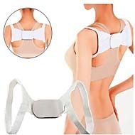 Adjustable Back Support Brace Belt Band for Therapy Shoulder Corrector