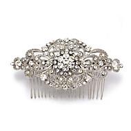 Vintage Rhinestone/Crystal/Diamomd Wedding Hair Comb For Bridal Party