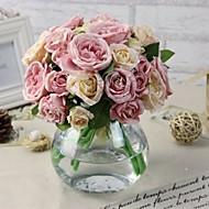 Mătase / Plastic Bujori Flori artificiale