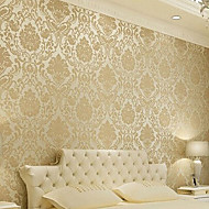 New Rainbown™ Classical Wallpaper Roll For Living Room Bedroom TV Backdrop Wall Covering Non-woven Fabric Wall Art