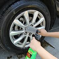 ZIQIAO Car Wheel Tire Rim Scrub Wash Brush Auto Vehicle Motorcycle Tyre Hub Brush Washing Cleaning Tools Accessories