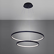 Led 50W Pendant Light/ Modern Design/ LED Ring/ 220V~240/100~120V/Special for office,Showroom, No Dimmer