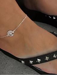 Shixin® Fashion Silver Tree Shape Anklet(1 Pc)