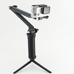 Telescopic Pole Monopod Tripod Mount/Holder Multi-function For Gopro Hero 5/4/3/3+/2/1 Rollei Action cam 420 Rollei Action cam 410Diving