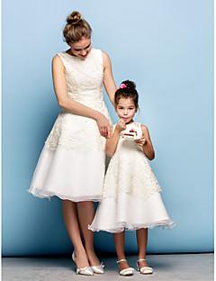 TS Couture Κοκτέιλ Πάρτι Χορός Αποφοίτησης Φόρεμα - Mini Me Γραμμή Α Με  Κόσμημα Μέχρι το d066e174f00