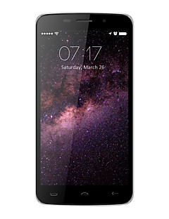 "HT17 5.5 "" Android 6.0 Smartphone 4G (Due SIM Quad Core 13 MP 1GB + 8 GB Nero Oro Blu scuro)"