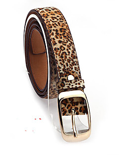 Women Waist Belt,Party / Work / Casual Alloy / Leather All Seasons