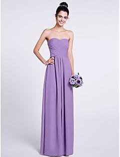 Λουλούδι νυφικό φόρεμα φόρεμα παράνυμφων φόρεμα - α-γραμμή στράπλες    γλυκιά με σταυρό σταυρό 8fb93452609