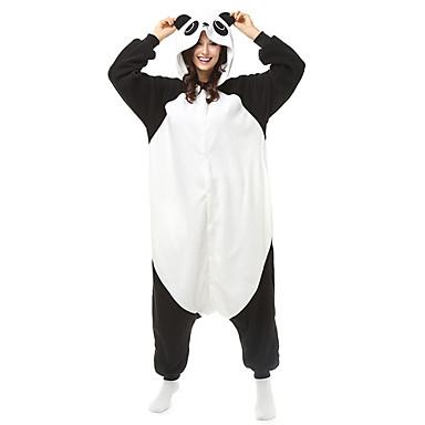 71e32ef854 Kigurumi Pijamas Oso Panda Leotardo Pijama Mono Festival Celebración Ropa  de Noche de los ...